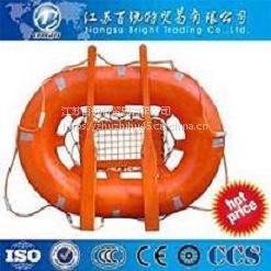 供应东台厂家6人泡沫救生浮,玻璃钢救生浮具价格 提供证书