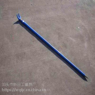 厂家直销新日牌羊角撬棍-铁路六角撬棍-球墨铸铁爬梯