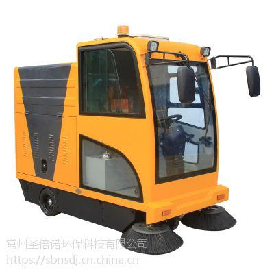 圣倍诺电动扫地机2000B颜值与实力齐飞