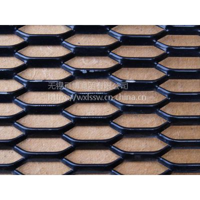 杭州亘博平整耐磨钢板网生产设备焊接欢迎选购