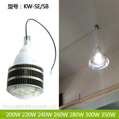 陕西led 鳍片工矿灯250w|250w集成工矿灯|250w贴片工矿灯