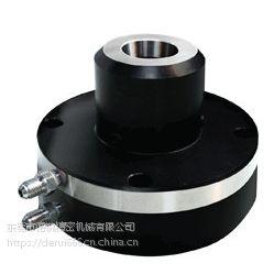 台湾朝铨精密气压立式筒夹夹头 气动卡盘 JAS-16C-PL 后拉式夹头