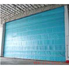 上海高藤门业供应堆积式高速门.背带式快速门.柔性快速重叠门
