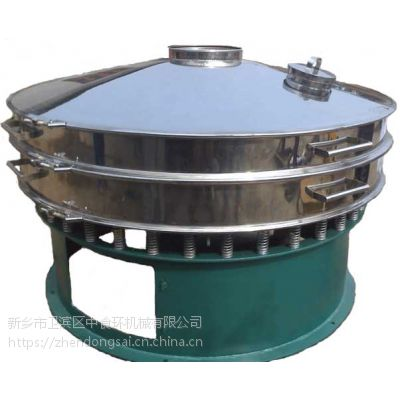 聚氯乙烯振动筛1.6-2米大型聚氯乙烯筛选机 图 参数