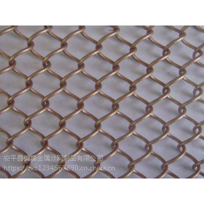 装饰勾花网 镀锌勾花网 品质可靠厂家-冀增