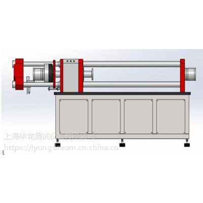 上海华龙微机控制拉伸应力松弛试验机WSC-500
