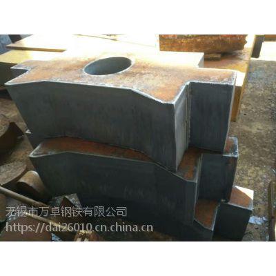 上海Q235B钢板切割轴承座//上海Q345B钢板零割厂