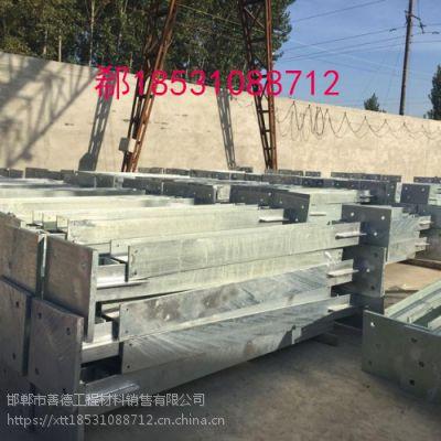 厂家特价直销高速公路声屏障专用立柱、邯郸中通专业技术团队,精心打造。