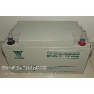 西宁汤浅蓄电池NPL12100厂家直销