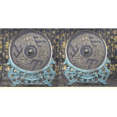 青铜镜古玩拍卖收藏艺术品高仿青铜器批发