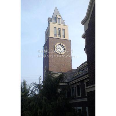 供应定制康巴丝室外品质大型建筑塔钟
