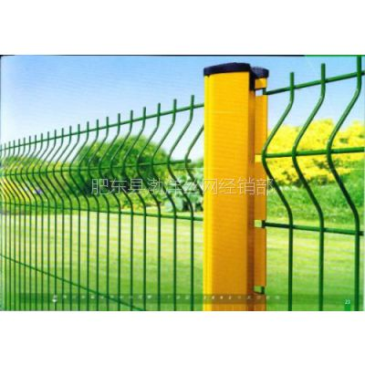 铜陵 球场围栏 仓库车间隔离网 园林围栏 护栏网 养殖围网 小区 草坪PVC护栏