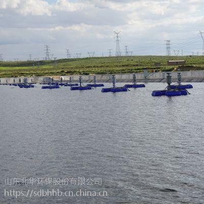 内蒙电厂污水浓盐水处理蒸发使用机械雾化蒸发器 北华专利厂家