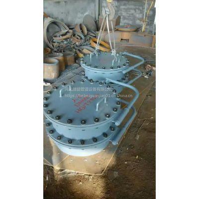 生产回转盖板式平焊法兰人孔HG/T21516-2005源益