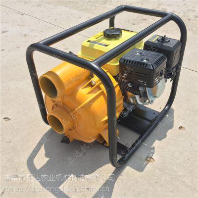 柴油抽水泵单价 小型单缸柴油水泵用于工业排污
