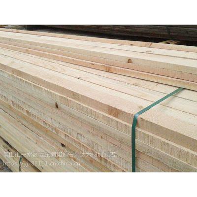 阳江建筑木方 进口方木 工地模板厂家