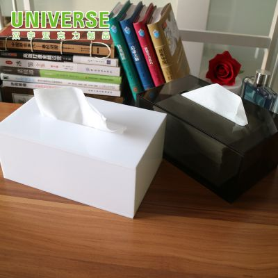 济南双宇有机玻璃亚克力制品批发定制亚克力花盒鞋盒收纳盒