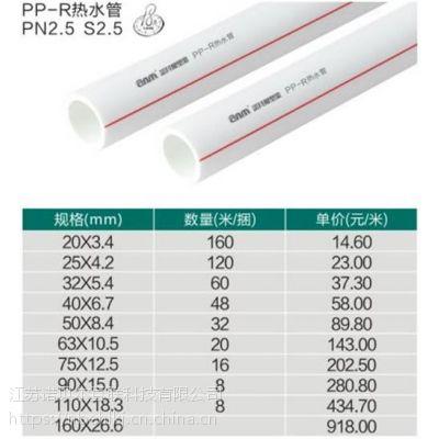 台州ppr水管_江苏诺贝尔公司_ppr水管畅销品牌
