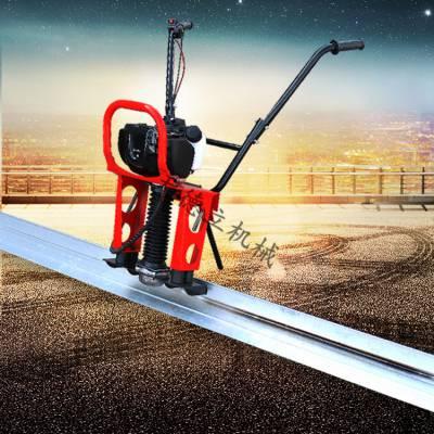 天德立ZLZC2米汽油混凝土振平尺 水泥路面硬化振捣尺 手扶式整平机