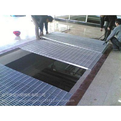 耐腐蚀镀锌格栅板/畅销河南排水沟钢格板规格/厂家直销