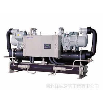 模块式水冷冷水水源热泵机组