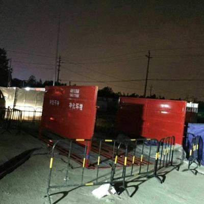 临汾蒲县煤矿运输车辆自动洗车机NRJ-11规格参数
