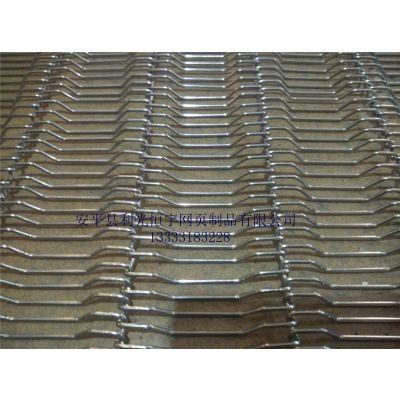扬州耐磨回流焊网带 食品乙型网 各种型号金属网带 利光恒宇