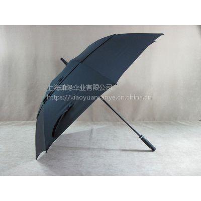 供应高端礼品伞、双层高尔夫伞、碳纤维高尔夫伞加工定制