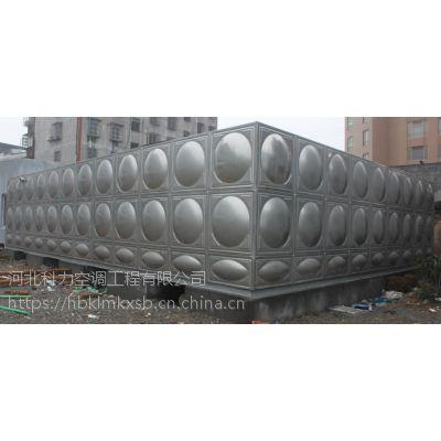 枣强大型拼装不锈钢水箱 不锈钢生活水箱包邮
