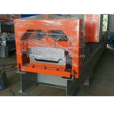 470型角驰压瓦机多少钱一台河北兴益彩钢设备