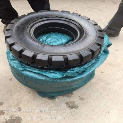 河北晨利400-8实心轮胎,平板车橡胶轮 旋转木马实心轮胎