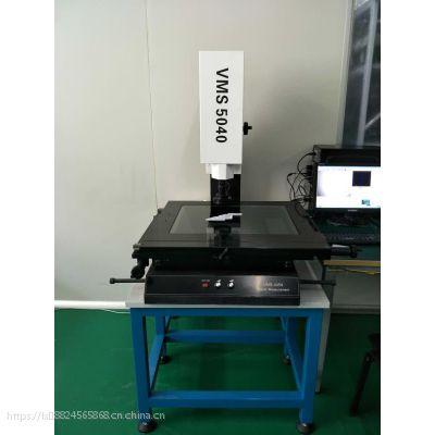 昆山瑞视仪器二次元影像测量仪,2.5次元,三次元,品质检测仪,型程5040 影像仪