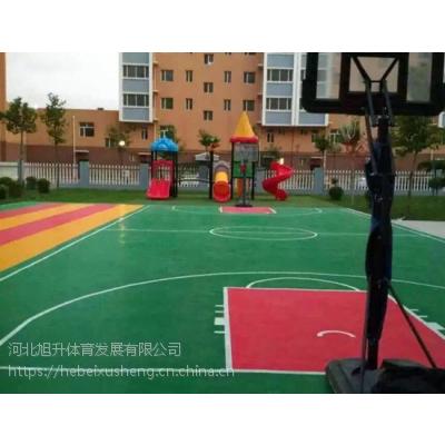 专业PVC篮球场设计施工