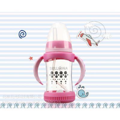 婴幼儿微分水杯 微分水瓶 玻璃奶瓶
