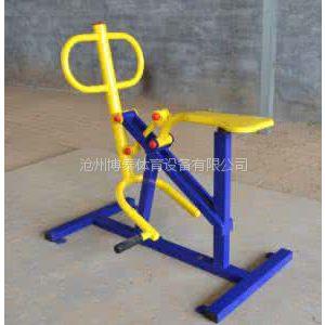 沧州博泰室外健身路径 十大品牌 BT0293新农村健身器材划船器 锻炼身体器材