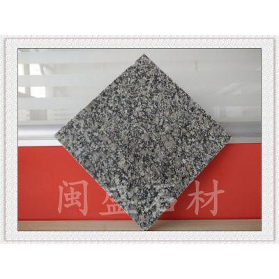 河南梨花白芝麻灰石材加工各种规格