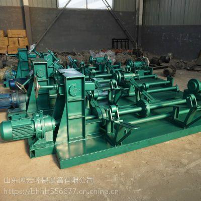 金属水桶液压卧式小型翻边机 厂家定制大型金属成型卷边机