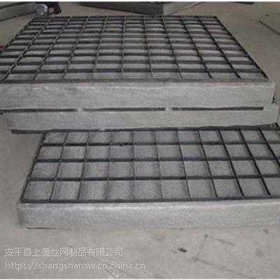 耐酸碱丝网除沫器哪家好 上善定做不锈钢 PP 蒙乃尔 镍材质标准型 厚度100-800