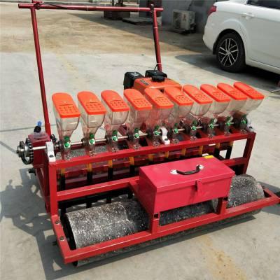 太原谷子玉米播种机 富兴芹菜萝卜精播机 多行播种施肥一体机多少钱一台