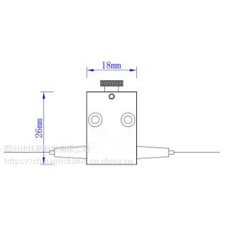 供应南京1480nm手动保偏光纤衰减器熊猫保偏光纤宽衰减范围