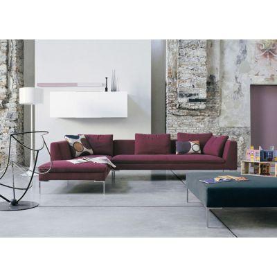 供应软硬适中坐感舒服的三人沙发