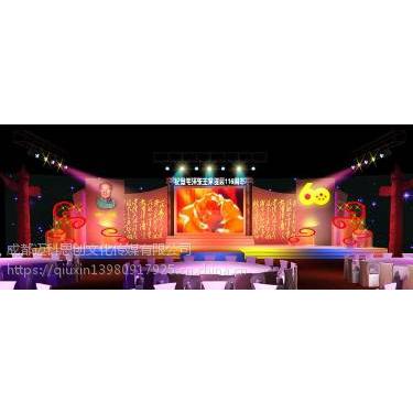 灯光音箱LED大屏舞台搭建租赁