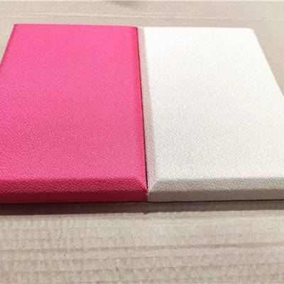 广州电影院软包吸音板订做厂家