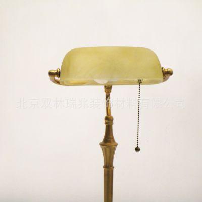 北京厂家推荐 书房LED台灯 复古台灯