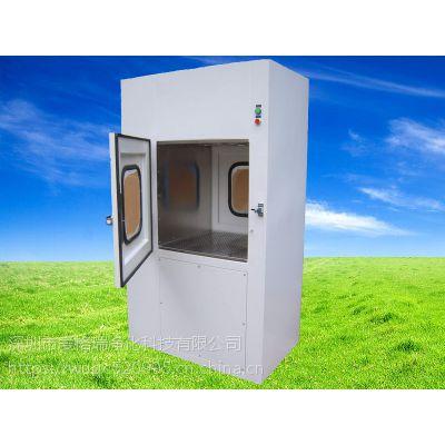 《无尘车间紫外线杀菌灯传递窗 机械联锁传递窗厂家/爱格瑞净化