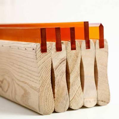 找丝印木柄刮刀刮胶来石家庄嘉美网印器材厂 55-90A