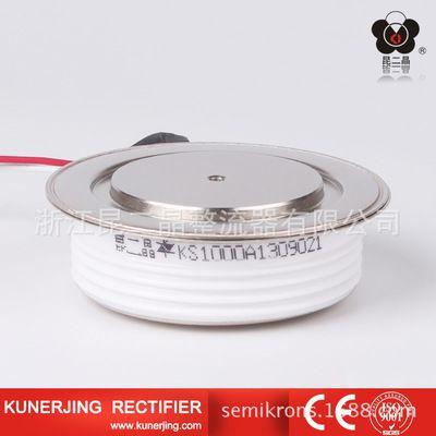 昆二晶平板式双向晶闸管模块KS300A质量放心