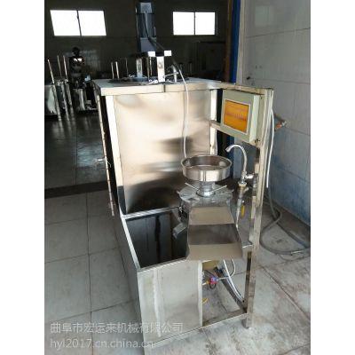 全自动豆腐机器设备 豆腐机器生产厂家那家好