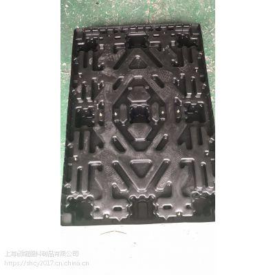 上海大众吸塑托盘 塑料托盘厂家 专用天地盖托盘