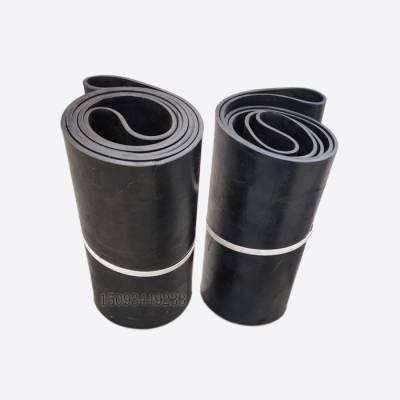 四仓配料机输送带 PLD2400型混凝土配料机输送带 环形平皮带 橡胶材质传送带